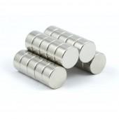Неодимовый магнит пруток  8х8 мм