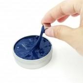 Умный магнитный пластилин синий