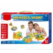 Магнитный конструктор Mini Magical Magnet 32 детали