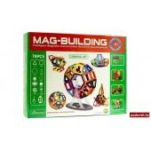 Магнитный Конструктор Mag-Building 78 деталей
