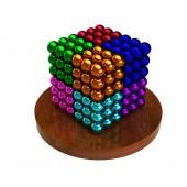 НеоКуб 5мм (разноцветный 8 цветов), 216 элементов
