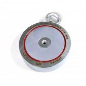 Двухсторонний поисковый магнит Редмаг F800х2
